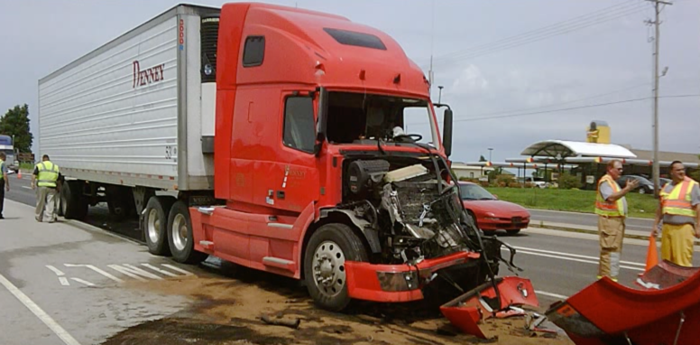 truck accident attorneys - 18 wheeler crash lawyers